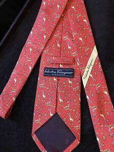 NEW! Salvatore Ferragamo Necktie