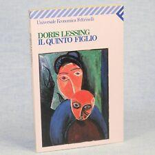Doris Lessing IL QUINTO FIGLIO 3^ed. UE Feltrinelli 1994 cop.morbida