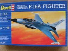 REVELL 1/144 4006 GENERAL DYNAMICS f-16a CACCIA