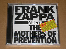 FRANK ZAPPA meets THE MOTHERS OF PREVENTION - CD SIGILLATO (SEALED)