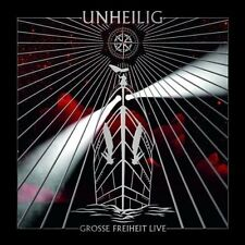 Unheilig Grosse Freiheit live (2010) [CD]