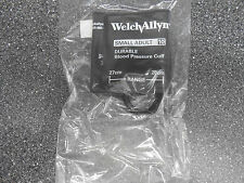 Welch Allyn 5082 205 3 Durable One Piece Cuff Small Adult 10 Latex Free 1 Tube