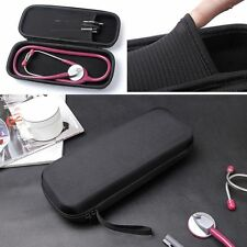 New Lightweight EVA Protective Stethoscope Carry Case Storage Case Bag Black
