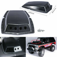 Car Hood Air Vent Intake Grille for 1/10 RC TRAXXAS FORD BRONCO Truck DJC-9102