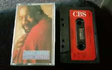 Isaac Hayes - Love Attack (Cassette Album) Tape, Mint
