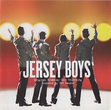 JERSEY BOYS - ORIGINAL BROADWAY CAST - SOUNDTRACK CD
