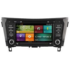 Car DVD Stereo GPS Radio for Nissan Qashqai Rouge X-Trail 2014 2015 2016 2017