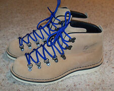NEW LTD ED Danner ARMORTRED Mountain Light Leather Boots, 9 D, MTN LT, Tan