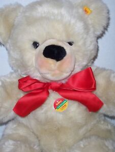 Steiff Bobby Cosy Friends Classic Teddy Bear 21 inches tall with tags