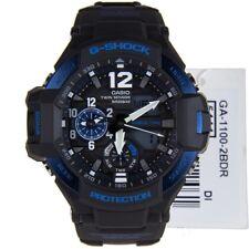 Casio G-Shock GA-1100-2B Master Gravitymaster Compass New Mens Watch GA-1100