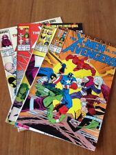 Avengers vs X men 1,2,3,4 Full Set