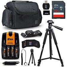 32GB Accessories Kit f/ Nikon Coolpix L840, L830, L340, L330, L620, L610, L820