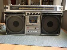 radio recorder Sharp GF- 8585