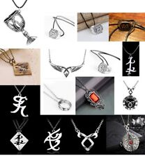 Mortal Instruments Shadowhunter Portal Puerta Collar Y Bolsa De Regalo