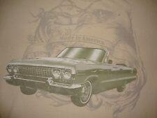 1963 Chevy Impala Lowrider T Shirt L