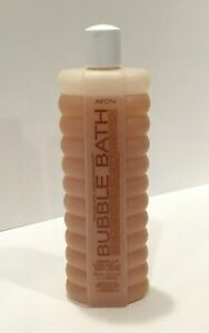 Vintage AVON Vanilla Cream for Dry Skin Bubble Bath 24 fl oz Sealed (1997)