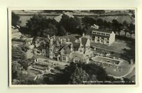 h0372 - Aerial view of Broadway Park Hotel Sandown , Isle of Wight - postcard