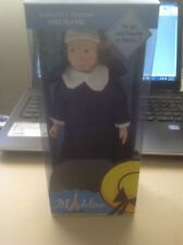 "Madeline's Teacher Miss Cleveland 8"" Pose able Doll"