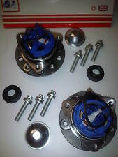 VAUXHALL VECTRA C 1.8 1.9 2.0 FRONT WHEEL HUB & BEARING KITS x2 +ABS/IDS 2005-09