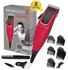 Remington Homme Apprenti Tondeuse À Cheveux Électrique Filaire Rasoir 10 Pièces