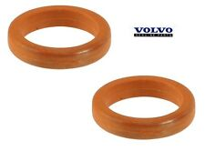 For Volvo 850 C70 S40 S60 SET OF 2 Turbocharger Oil Line O-Ring Genuine 1397775