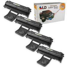 LD © Fits Samsung ML-2010D3 4pk Black ML-2010 ML-2510 ML-2570  ML-2571N