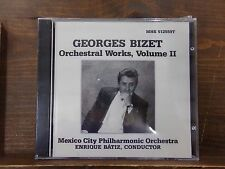 Georges Bizet Orchestral Works, Volume II Cd NEW ~ Sealed