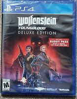 Wolfenstein Youngblood Playstation 4 PS4 New!