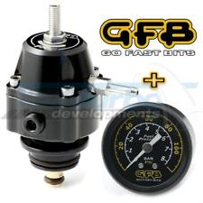 GFB FX-S DIRECT FITMENT FORD BA BF FG FUEL PRESSURE REG GUAGE SET TURBO XR6 FPV
