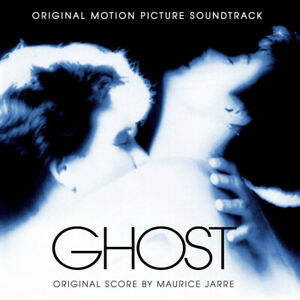 MINT Original US CD Maurice Jarre Ghost (Original Motion Picture Soundtrack)1990