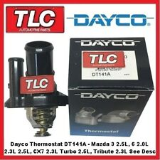 Dayco Thermostat & Housing Assembly Mazda 3 6 CX7 CX-7 Tribute 2.0L 2.3L 2.5L