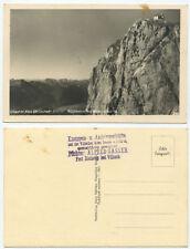 37565 - Villacher Alpe (Dobratsch), Gailtal - Echtfoto - alte Ansichtskarte
