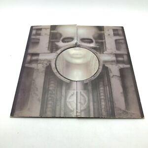 Emerson Lake & Palmer Brain Salad Surgery 1973 LP Vinyl Record Manticore 093195