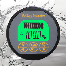Battery Monitor 80V 100A Caravan RV Motorhome UPS  lithium iron lead-acid 999 AH
