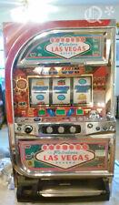 Authentic Japan Token Slot Machine  skill stop