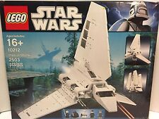 LEGO Star Wars UCS Ultimate Collector Series 10212 Imperial Shuttle New sealed