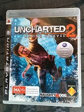 Uncharted 2: Among Thieves PS3 **TESTED** **VGC**