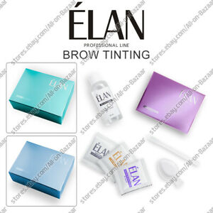 NEW! Elan Professional  BROW GEL TINTING SYSTEM
