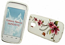 Design No.5 Silikon TPU Handy Cover Case Hülle  für Samsung i9250 Galaxy Nexus