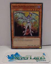 Gioco Game Yu Gi Oh ITALIANO DESO Super Rara Signora Oscura Reficule Infermiera