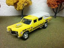1/64 SCALE, HEARSE, CADILLAC, FUNERAL CAR, Very Cool, HAULIN HEARSE, HEMI POWER