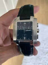 Tissot TXL Chronograph mens watch with Genuine Leather Strap