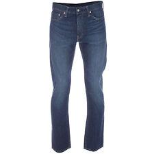Herren-Straight-Cut-Jeans mit regular Länge und niedriger Bundhöhe (en) Levi's