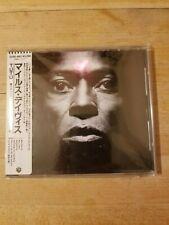Miles DAVIS TUTU JAPAN CD OBI  32XD-480  NEW