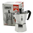 bialetti 2 cup moka express coffee maker (italy)