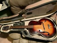 1952 Gretsch New Yorker Acoustic Vintage Guitar - Fantastic Condition