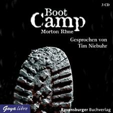 Rhue, M: Boot Camp 3 CDs von Morton Rhue 3 CD Hörbuch (2012)
