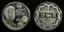 Netherlands - 10 ECU 1992 BU Willem I - mintage 25.000