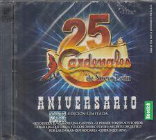 Los Cardenales de Nuevo Leon 25 Aniversario  2CD New