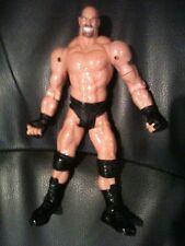 1999 MaRVEL WCW Goldberg Wrestling Figure Accessoires WCW STING Hogan DX